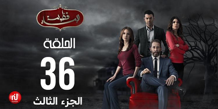 قطوسة الرماد - الموسم 03 - الحلقة 36